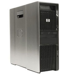 REFURB 2X XEON QUAD CORE,4GB MEM,320GB HD, WIN 7 PRO